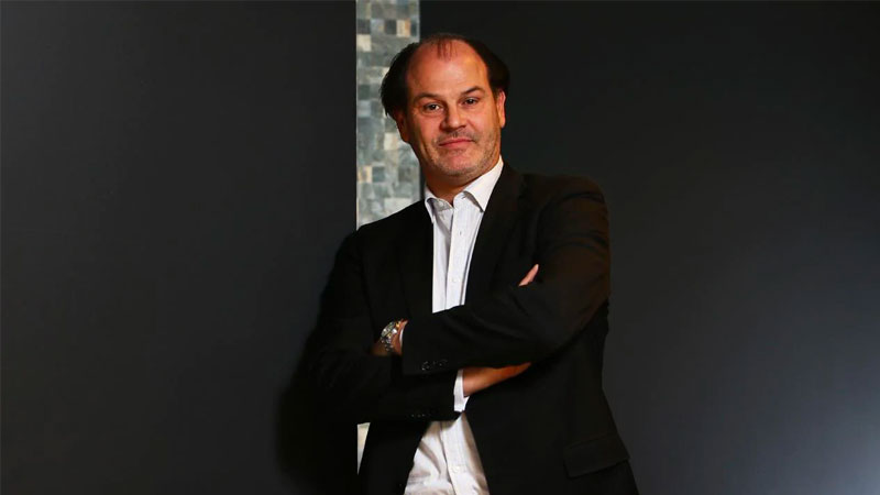 ▲ Former Federation Centres chief executive Steven Sewell now heads up Abacus Property Group.