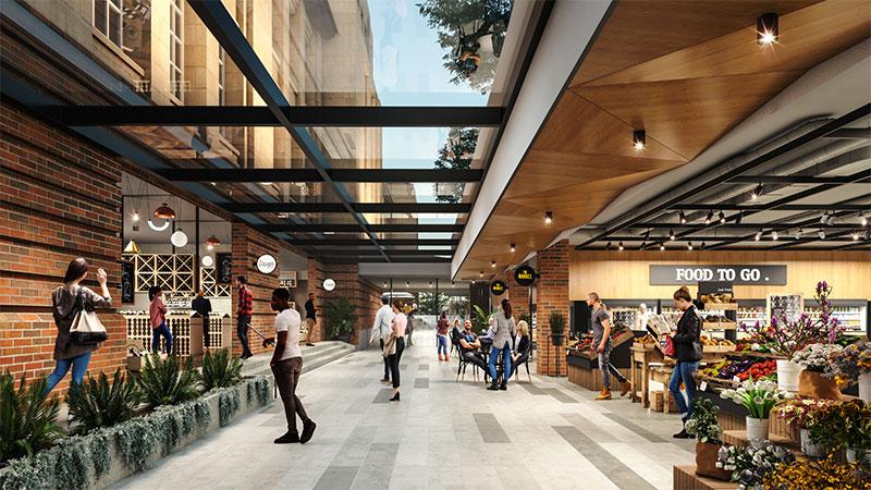Perth Girls' School site in East Perth