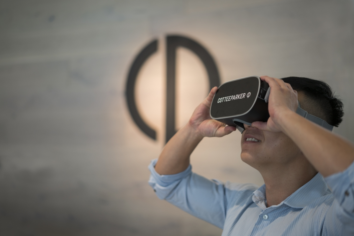 Even over the last 12 months the technology in the industry has rapidly improved, and it's this extremely fast-paced growth that means design offices need to keep pace with the technology industry in order to capitalise on the best features VR has to offer.
