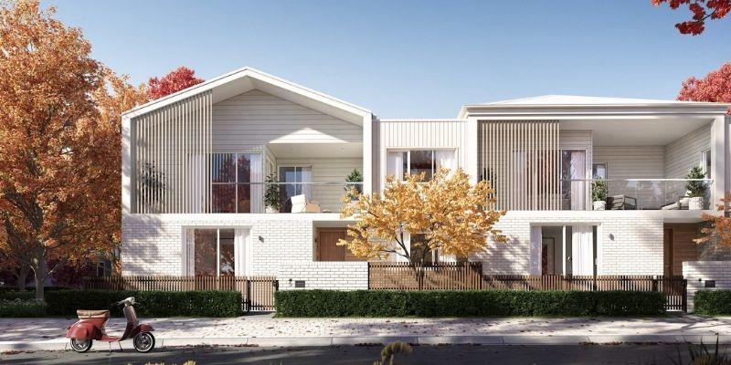 ▲ Plans for the Kings Quarter development at Kingston Park.