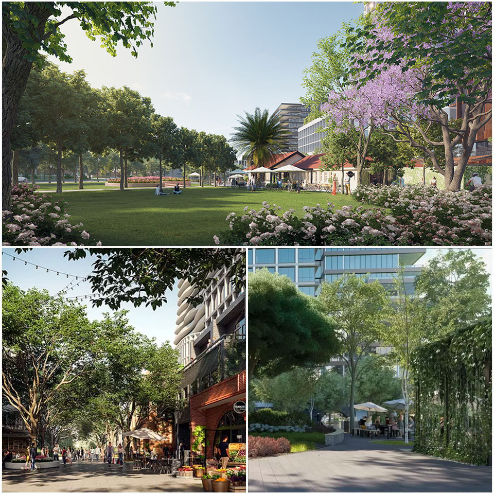 ▲ The 40-hectare racecourse is set to be redeveloped into an urban village.