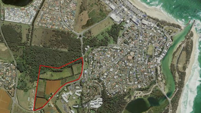 ▲ The Tweed Valley Hospital redevelopment