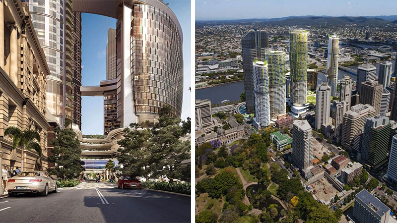 Queen's Wharf development