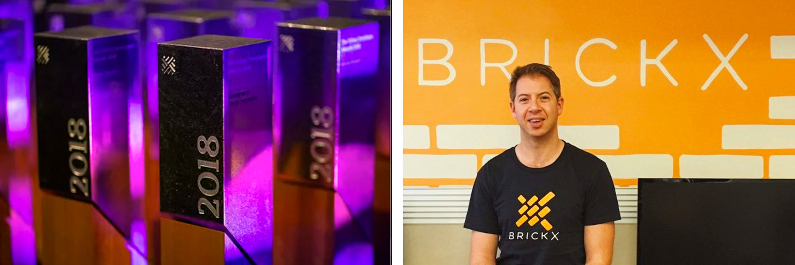The judges recognised BRICKX for innovating beyond just technology by developing an integrated model that provides accessibility, liquidity and transparency within Australia's $7 trillion residential real estate market.