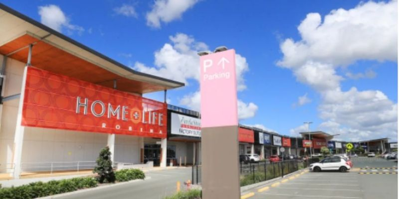 ▲ The Robina Home and Life complex on the Gold Coast was developed and sold by QIC's real estate arm to Primewest for $66 million.