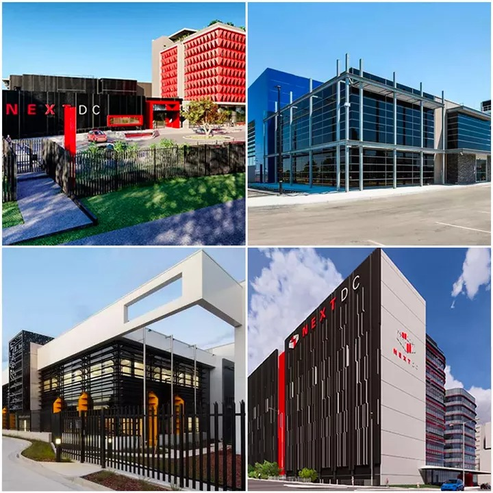 ▲ Major data centre owner-operators NextDC, AirTrunk and Equinix have expanded their Australian presence in 2020.