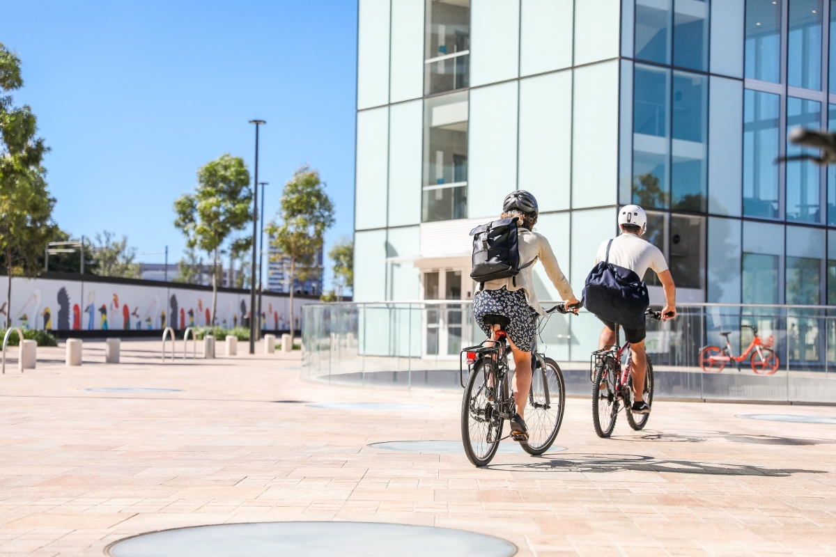 Green Square's town centre, which is inner-Sydney's first new town centre in over 100 years, was recently awarded a 6 Star Green Star – Communities rating from the Green Building Council of Australia.