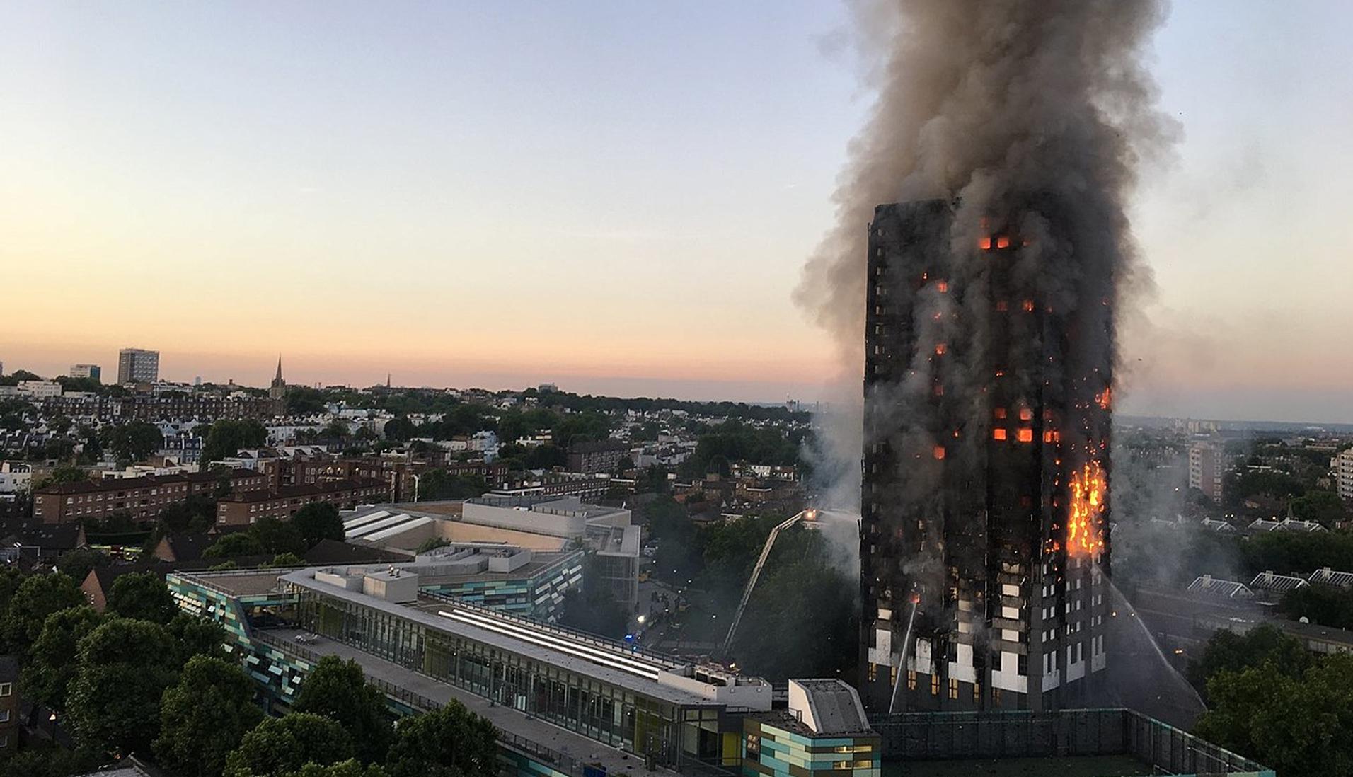 The Grenfell Tower Blaze was the UK's deadliest since World War II.