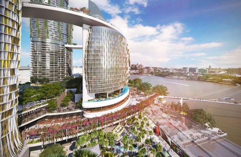 Queens Wharf Development Project Brisbane
