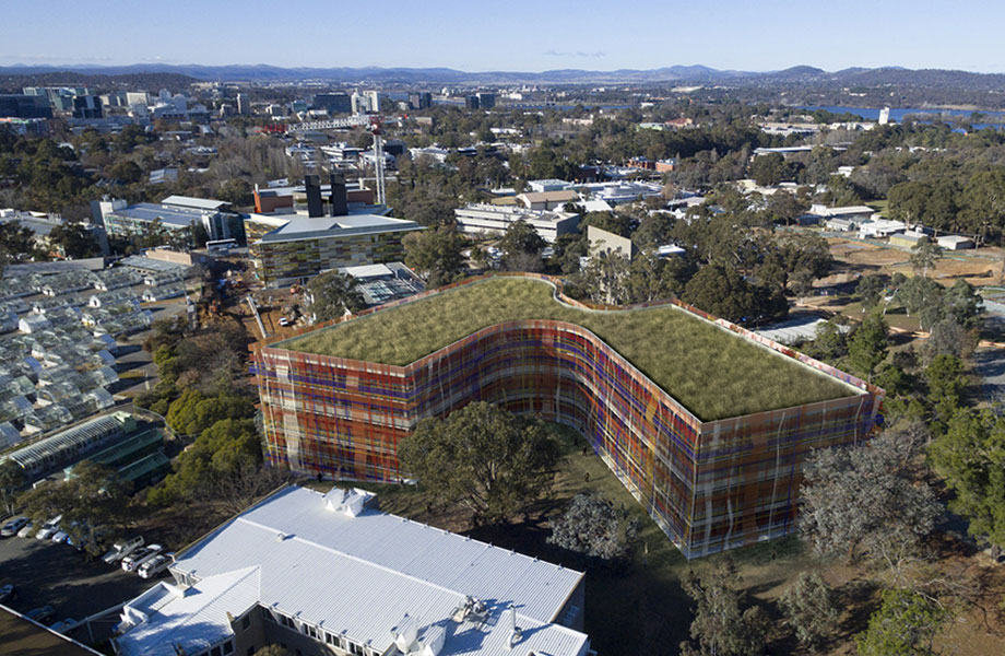 Sydney Science Park -Australia's first 'smart city'.
