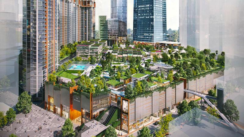 The Exchange TRX1 Kuala Lumpur Lendlease