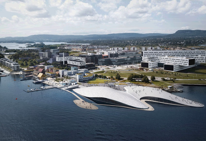Oslo Aquarium Haptic Architects with Rodeo