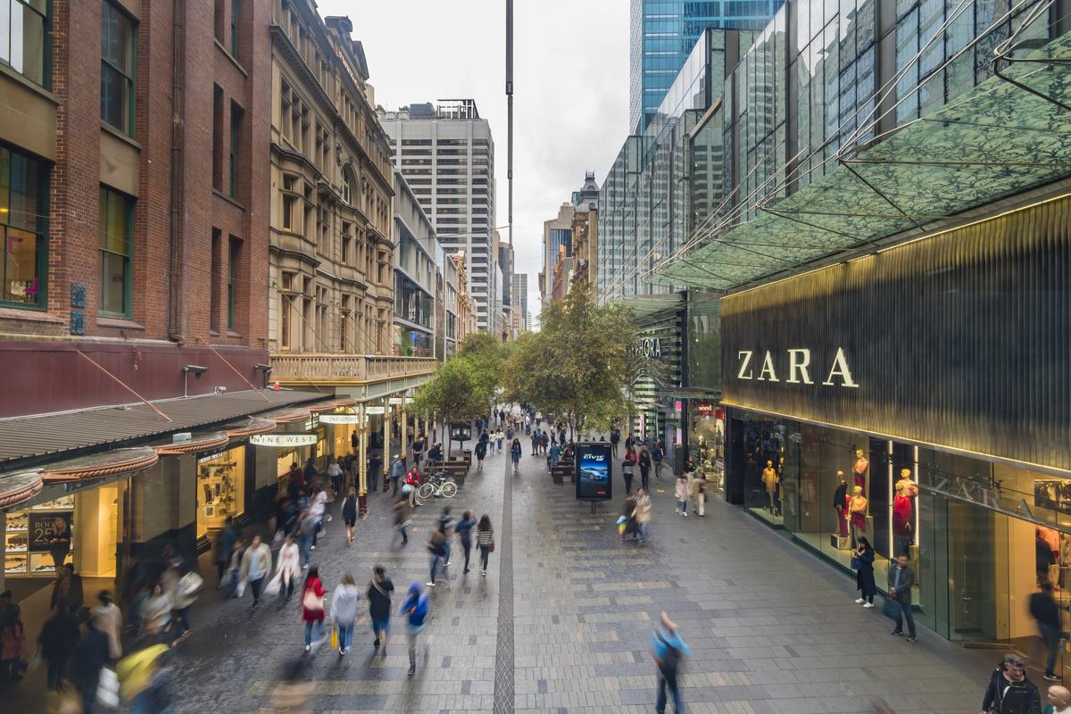 Sydney Retail