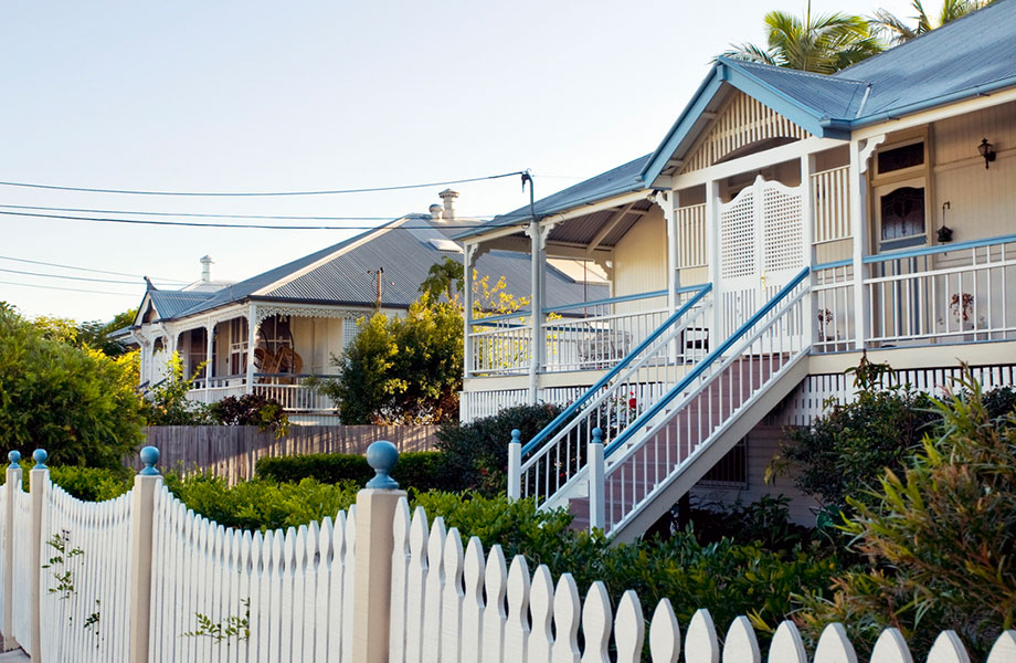 ▲ Over the past 12 months, Brisbane house prices declined 1.9 per cent, and unit values declined 2.5 per cent.