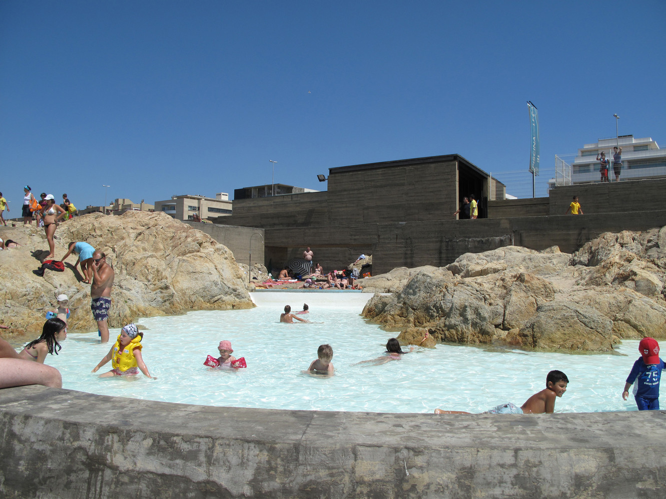 10 Incredible Public Pools from Across the Globe