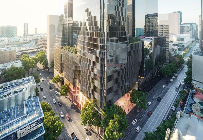 555 Collins Street Melbourne