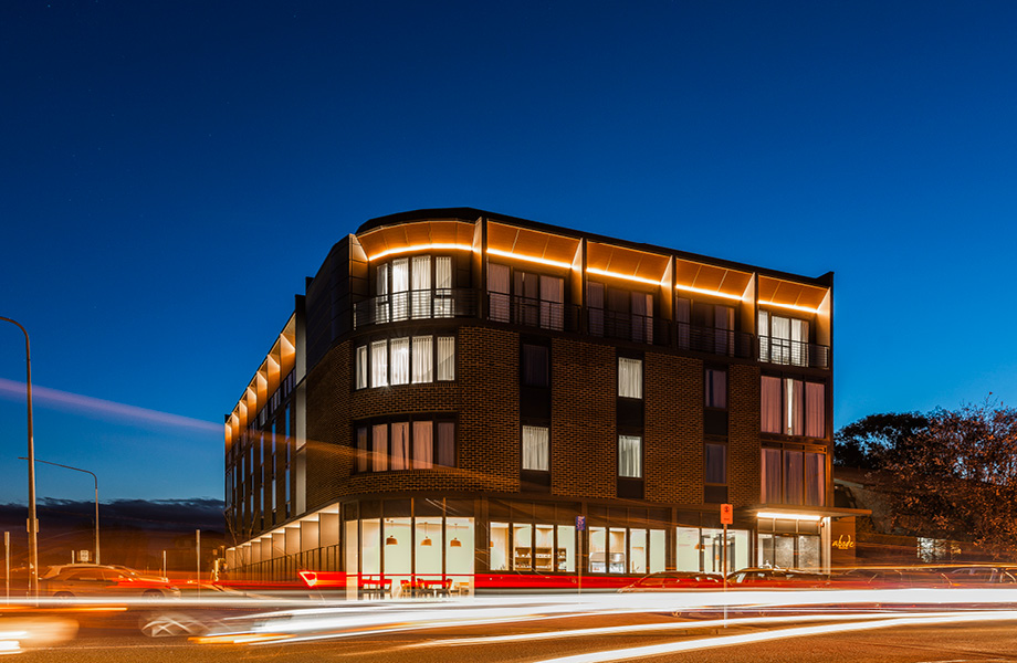 Situated in the heart of Canberra's inner-south, Abode Kingston offers 63 stylishly apartment-style rooms