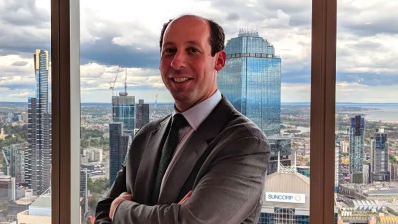 Sentinel Real Estate president Michael Streicker