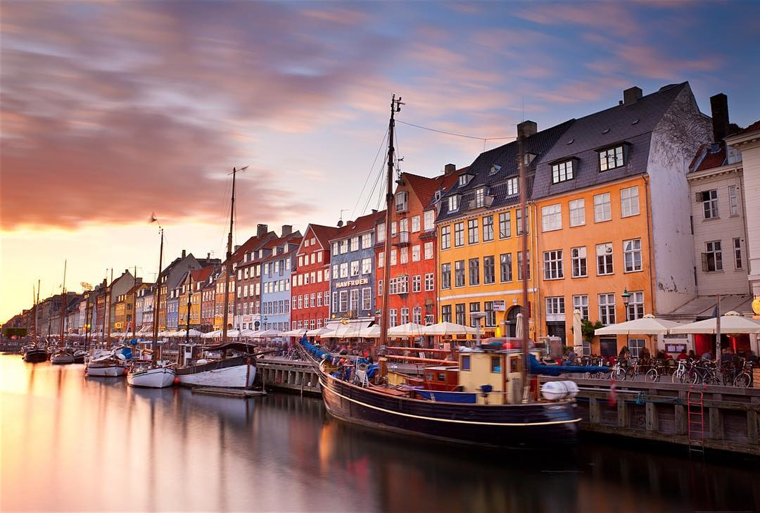 Copenhagen, is named the number one city for its world-renowned food scene and credentials as a design powerhouse.