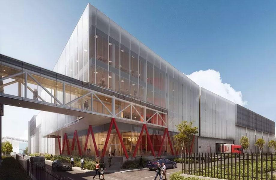 $91 million data centre in Sydney's inner south.