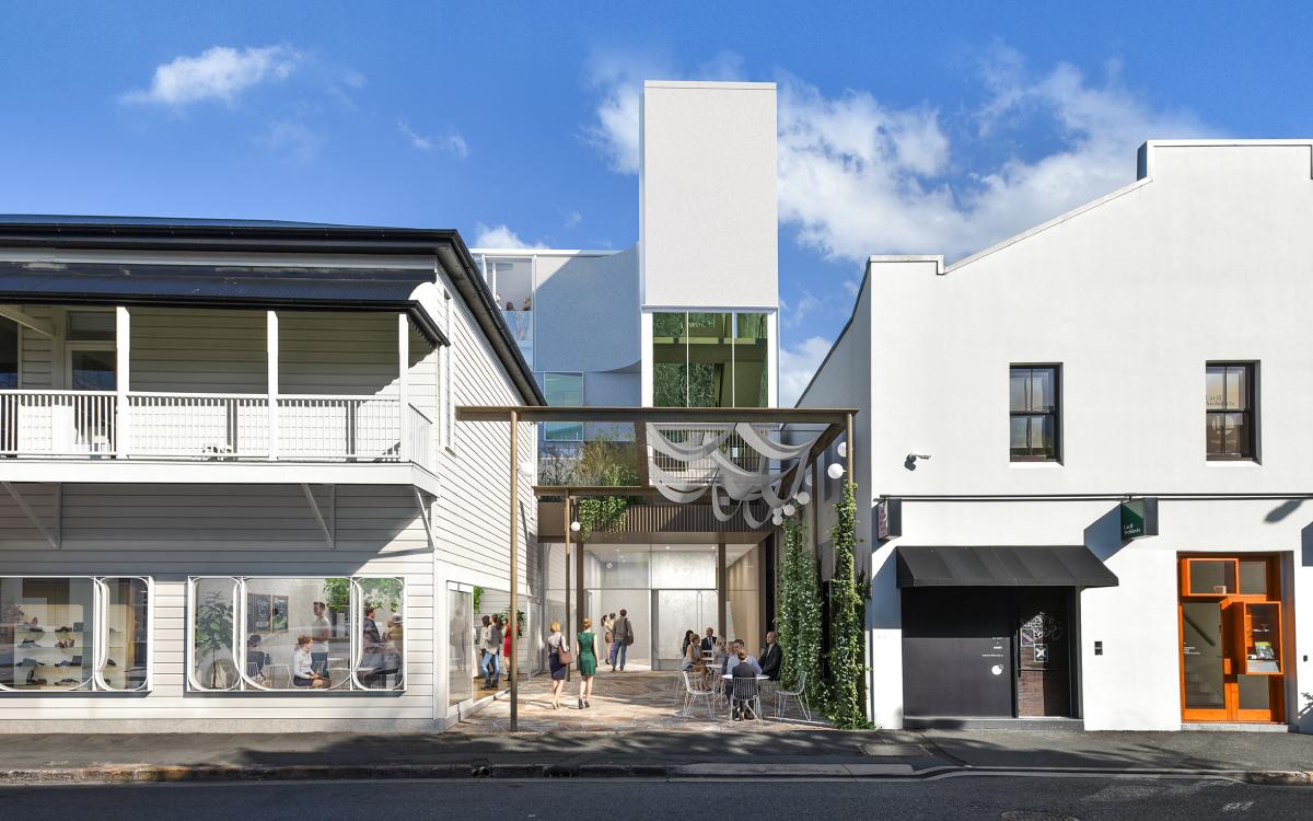 Image: Cavill Architects