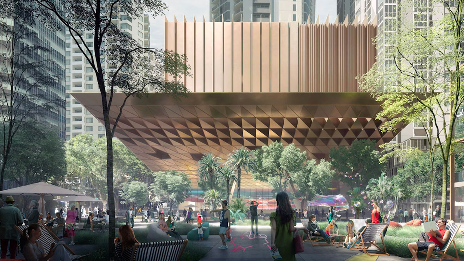 Major development projects Brisbane Cross River Rail