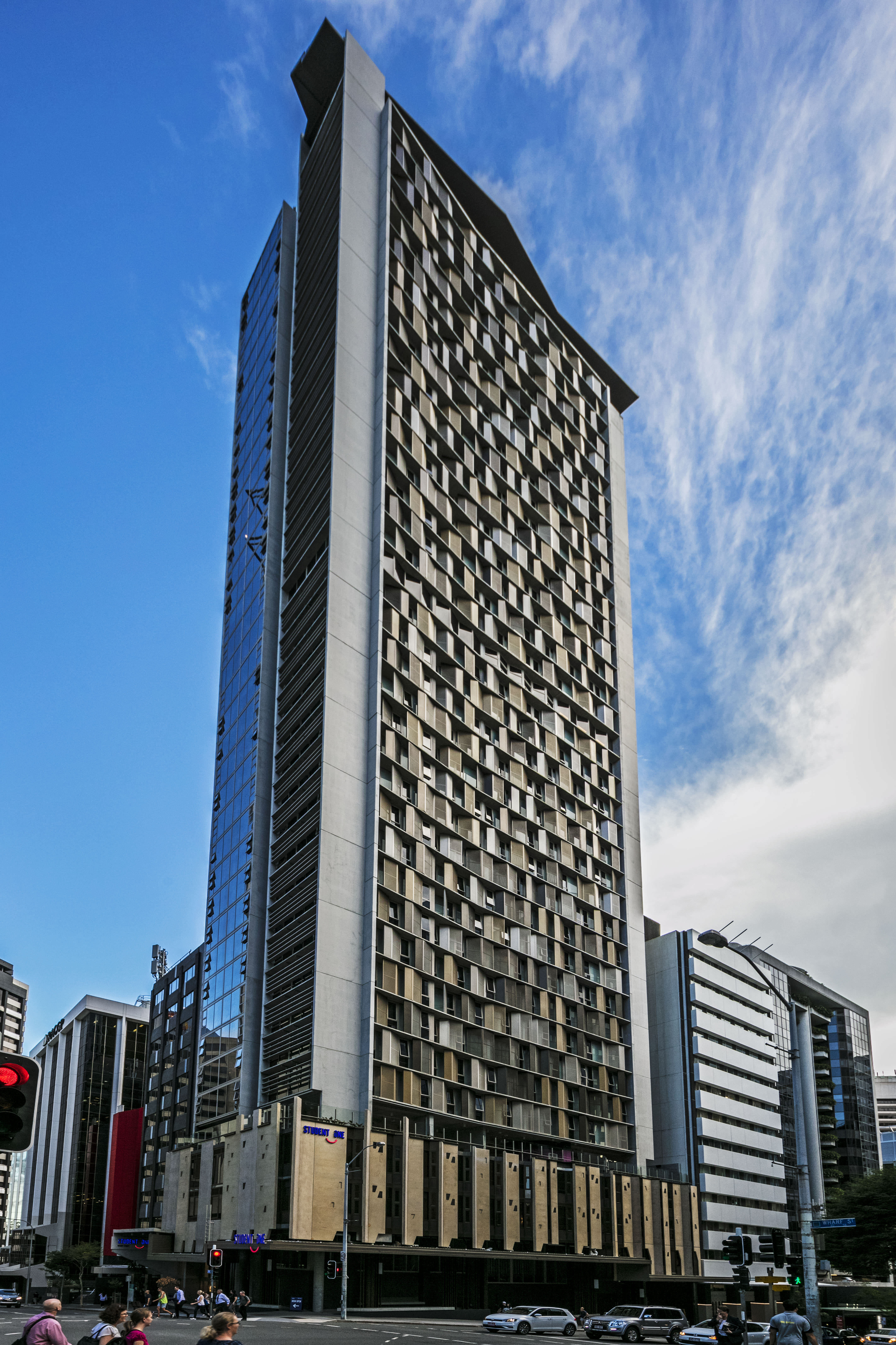 Student One Launches World's Tallest Student Accommodation ...