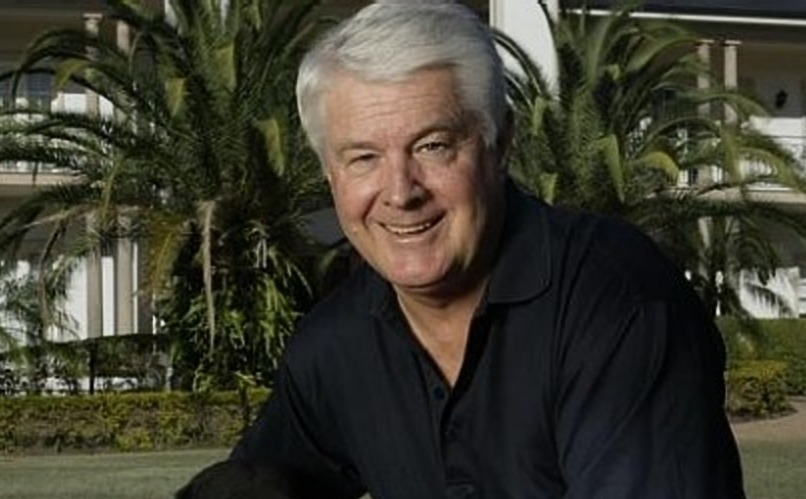 John Van Lieshout Australia rich list