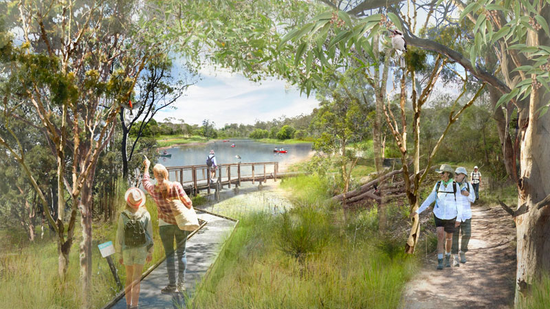 Oxley Creek Transformation Master Plan | Lat27, Oxley Creek Transformation Pty Ltd (QLD)