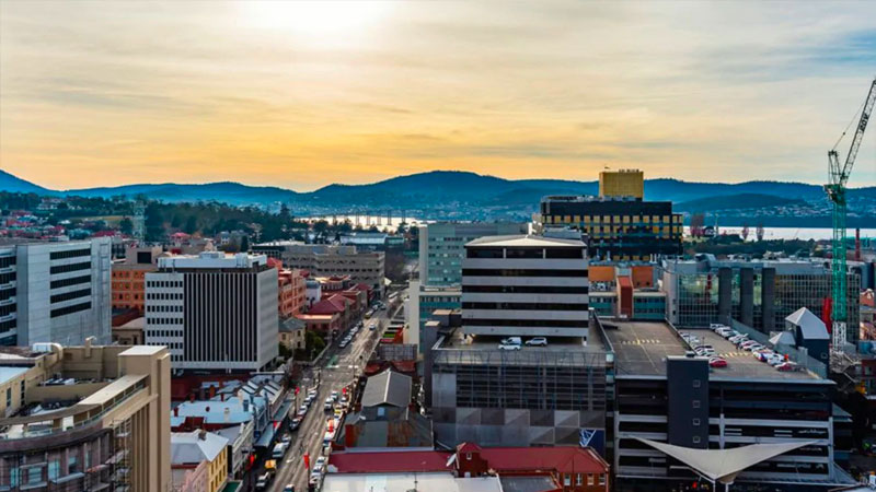▲ Now in its eleventh year, the report has seen Tasmania take top position in the economic rankings in its own right for the first time since October 2009.