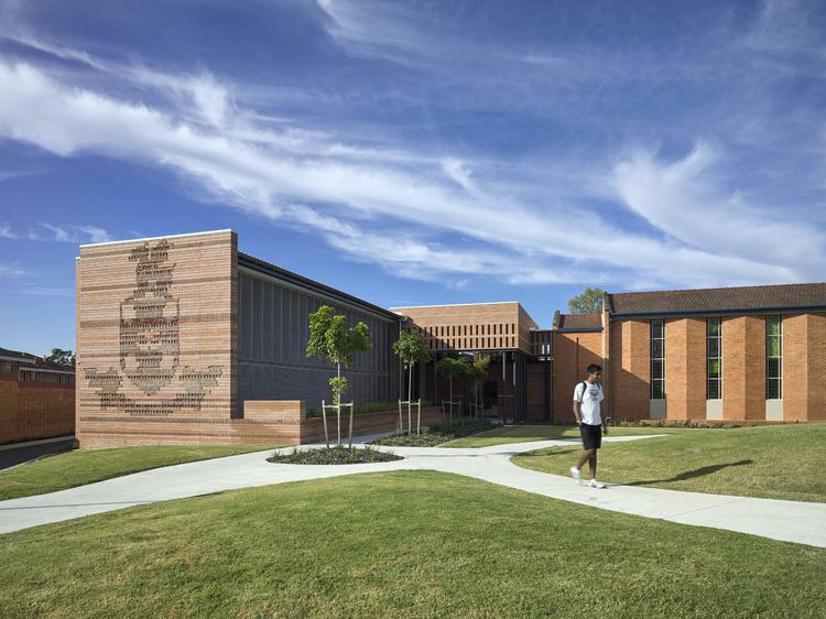 King's College Wensley Wing, University of Queensland