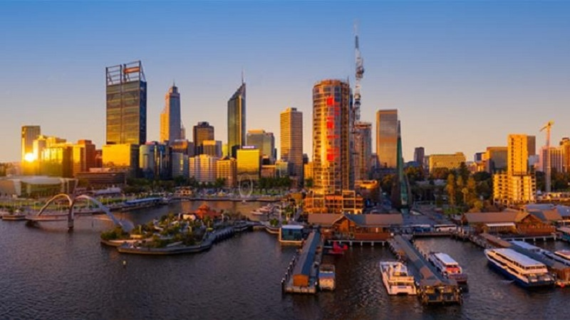 ▲ Perth made the list for property investment with major infrastructure projects and redevelopments happening in the area.