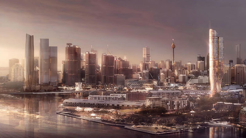 ▲ The NSW Independent Planning Commission has rejected the Star casino's plans for a hotel and luxury apartment tower in Pyrmont.