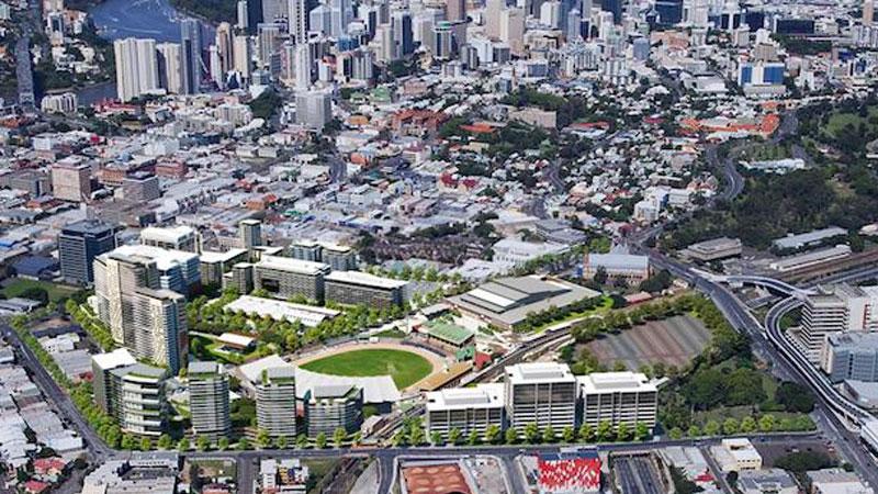 Brisbane Showgrounds Redevelopment part of Lendlease Development Pipeline