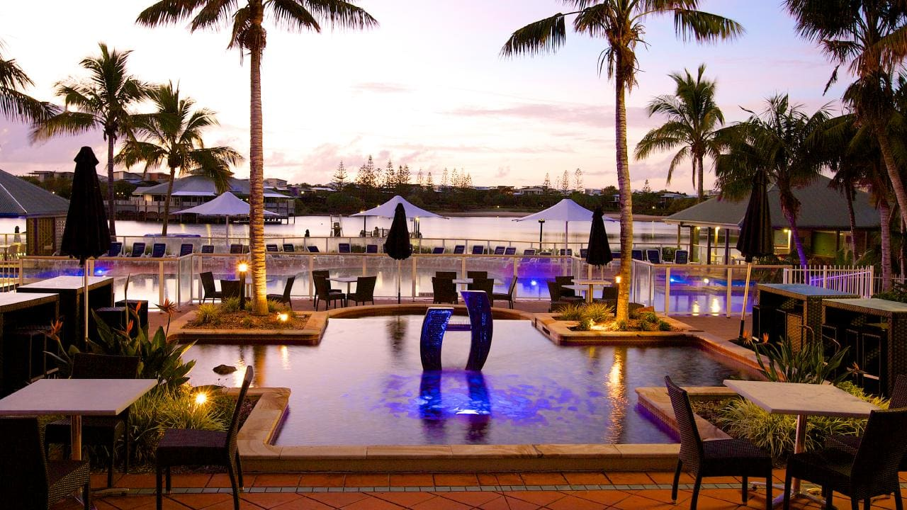 Novotel Twin Waters Resort on Queensland's Sunshine Coast has a new owner.
