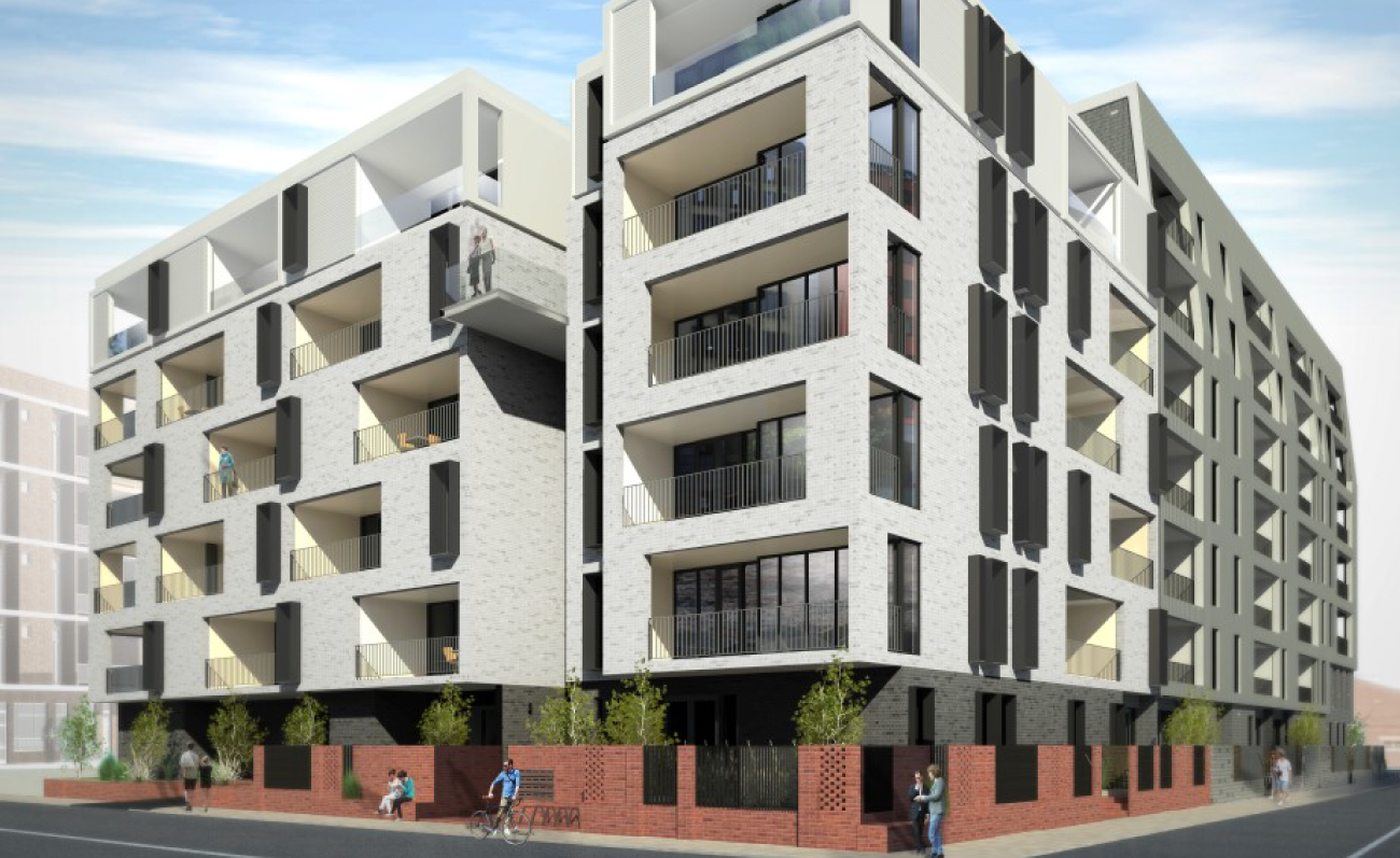 Investec looking to replicate adelaide affordable housing for Affordable landscaping adelaide