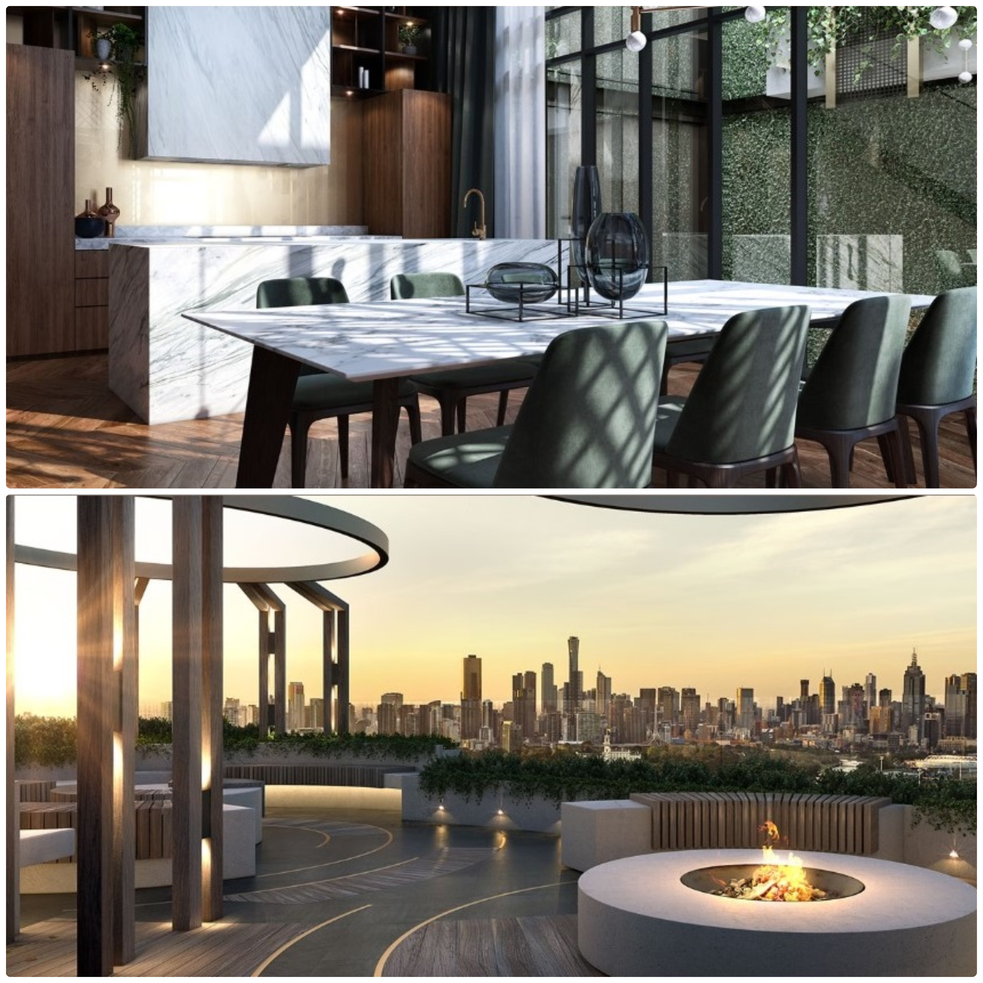 Global developer Eco World launched its first Melbourne project in South Yarra last year.