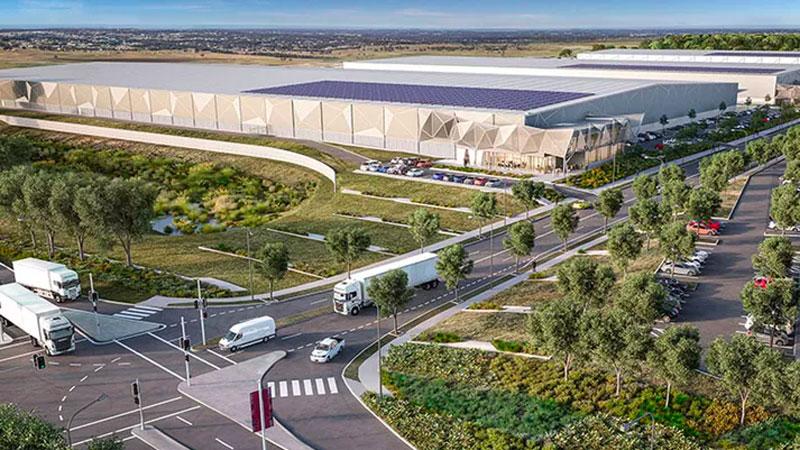 Mamre Road Western Sydney Aerotropolis