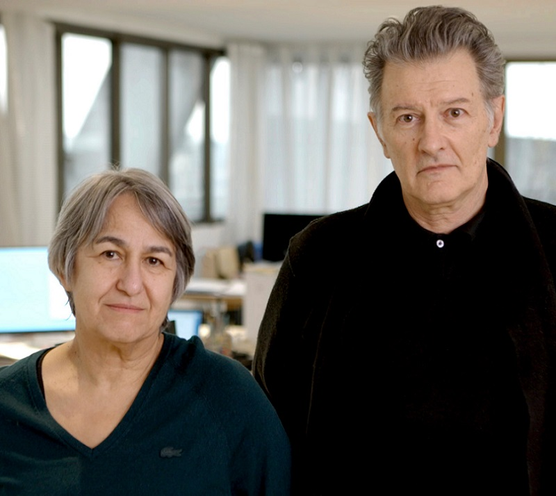 ▲ Anne Lacaton and Jean-Philippe Vassal the Pritzker Architecture Prize winners for 2021. Image: Laurent Chalet