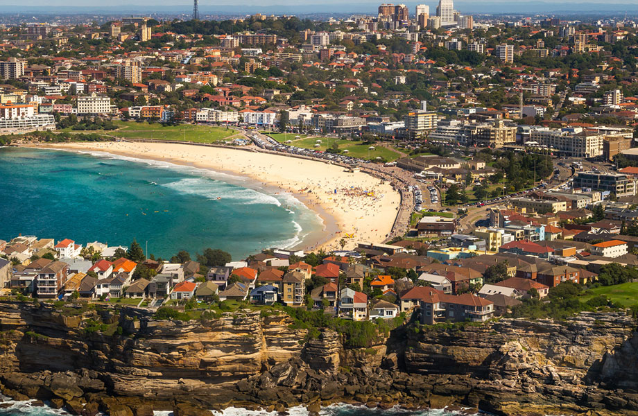 "The correction in Sydney is forecast to have largely passed by 2020, but home value growth will be ""far from the lofty gains"" of recent years, Moodys Analytics says."