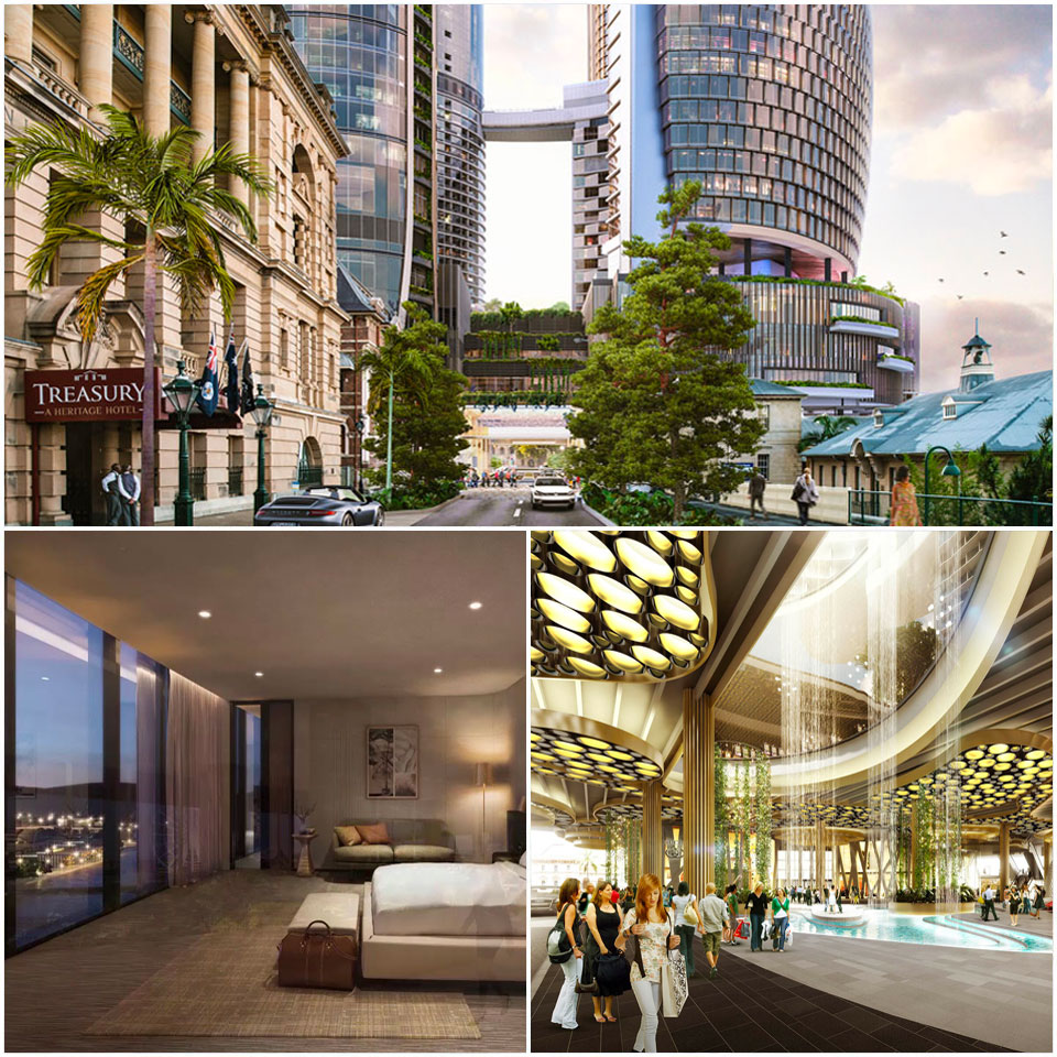 Queen's Wharf Residences, Brisbane CBD