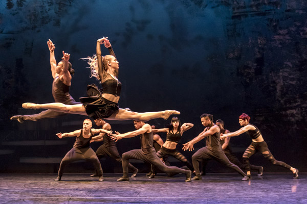 Cuba's Ballet Revolución recently played at Brisbane's QPAC, the Queensland Ballet is one of the state's four home companies that calls QPAC home.