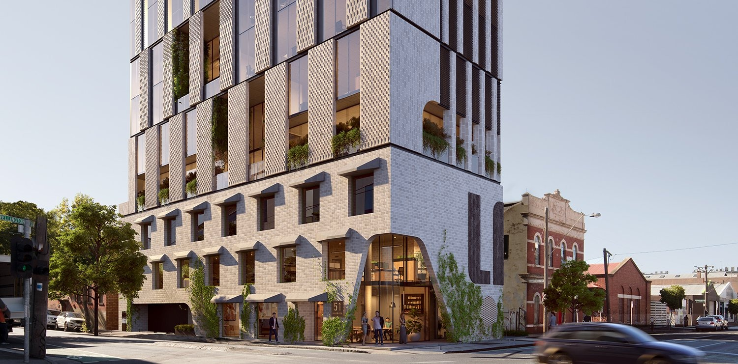 Pace's first commercial project has an expected end value of more than $25 million.