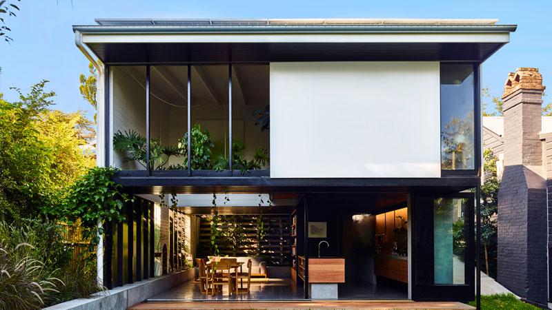 Terrarium House – John Ellway