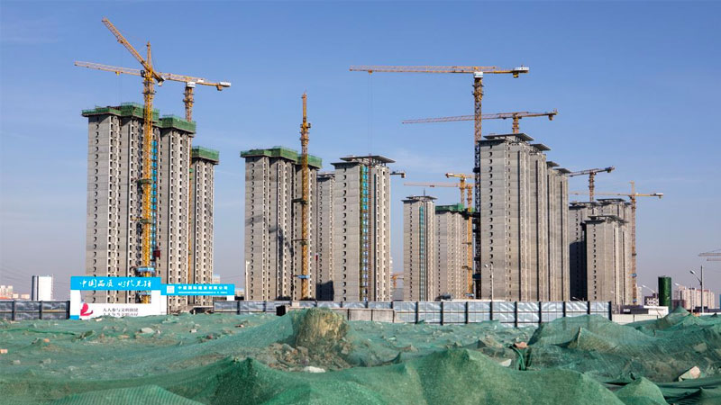 China Developer Debt Crackdown