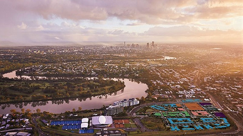 ▲ Consolidated Properties and CVS Lane Capital Partners last year unveiled the $850 million Yeerongpilly urban renewal precinct located in inner Brisbane. Don O'Rorke