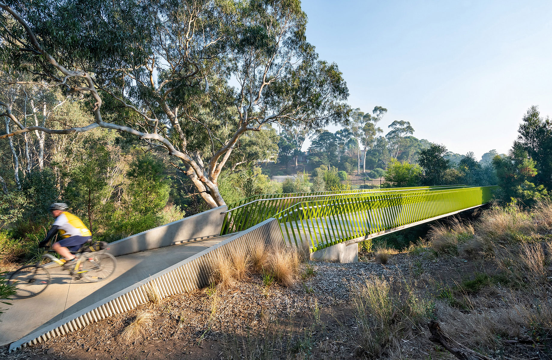 Darebin Yarra Trail Link (VIC) - Vic Roads
