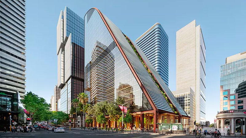 ▲ Earlier this year, Investa and Oxford partnered on a major North Sydney project, lodging plans for a $500 million commercial tower at 105 Miller Street.