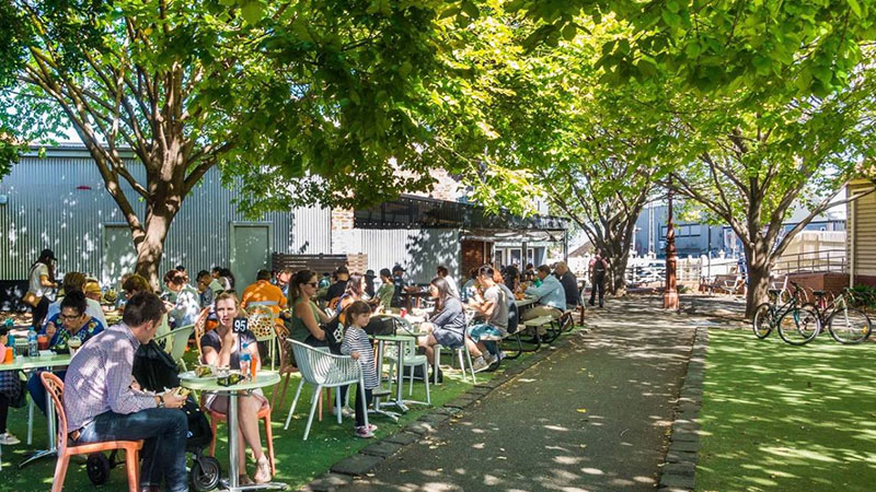 ▲ Yarraville has been named the fifth coolest suburb in the world.