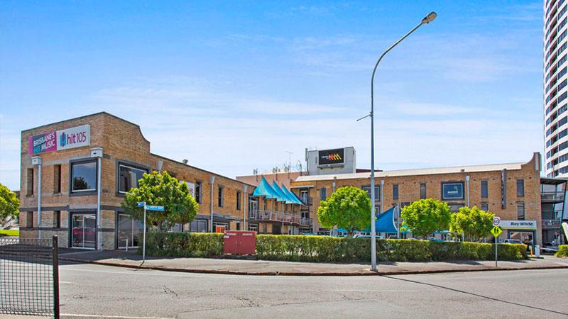 Charter Hall 309 North Quay Brisbane Site Triple M B105